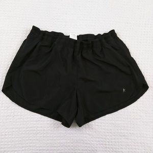 Danskin shorts swim bottoms XL